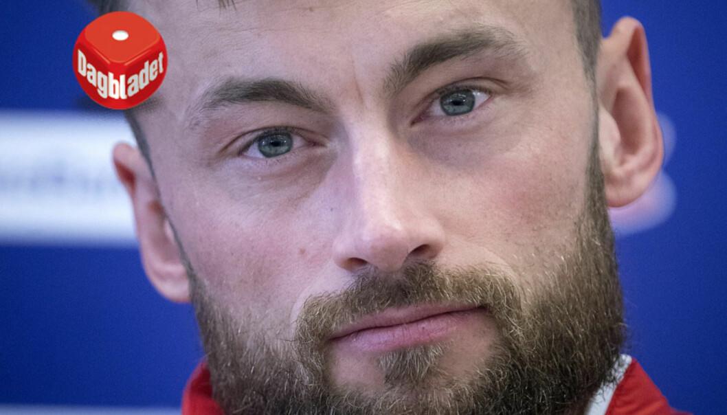 UTE I KULDA: Petter Northug får ikke gå verdenscuprennene i Kuusamo til helga til tross for at han meldte seg frisk. Dermed begynner det å spøke for en OL-billett i vinter for den norske gullgrossisten. Foto: Bjørn Langsem