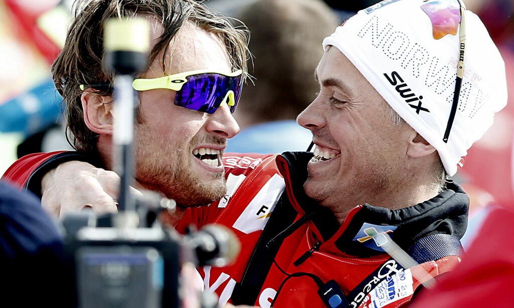 image: Krisemøte endte i avtale: Skiforbundet gir Northug en egen snarvei til OL