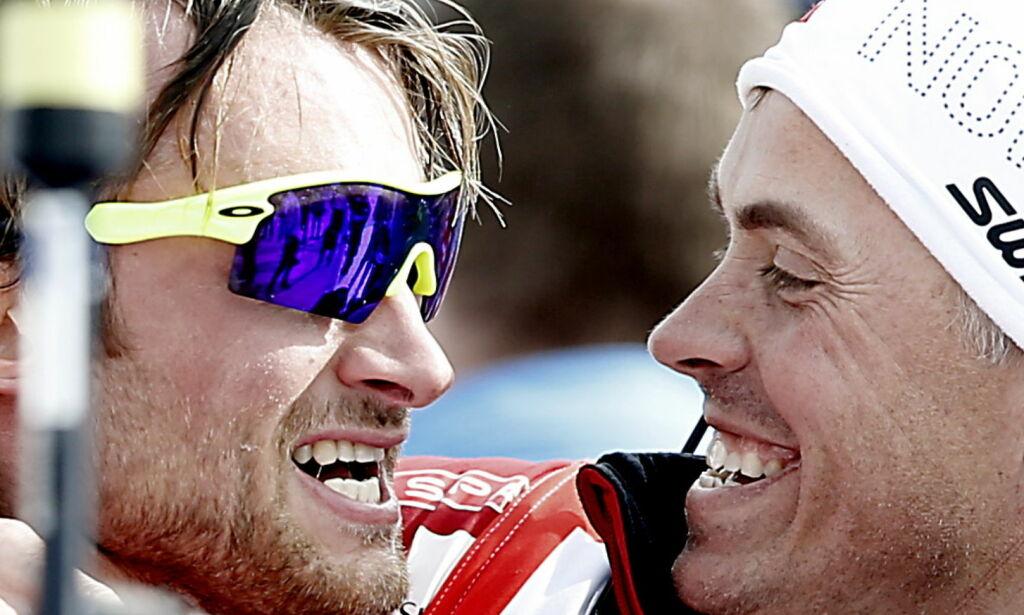 image: - Ikke i min villeste fantasi hadde jeg sett for meg et OL uten Petter