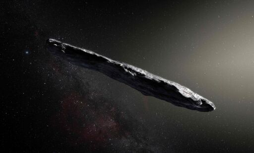 image: Forskere med sensasjonelt funn: Har observert asteroide som kan være fra et annet solsystem