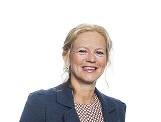 NULLTOLERANSE: - Målet er nulltoleranse, sier Merete Habberstad, kommunikasjonsdirektør i NHO Reiseliv. Foto: NHO Reiseliv