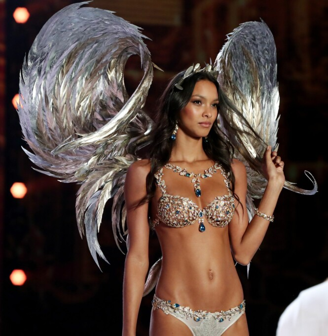 <strong>I BH TIL 2 MILLIONER DOLLAR:</strong> Lais Ribeiro. Foto: NTB Scanpix