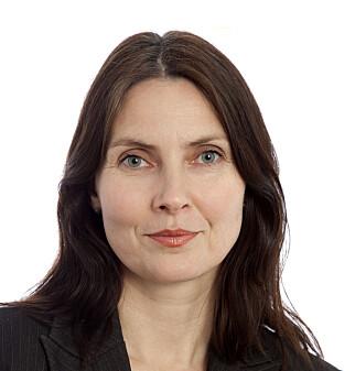 BISTAND: Guri Solberg, kommunikasjonsrådgiver i UD, sier norske myndigheter har gitt bistand på vanlig måte. Foto: UD