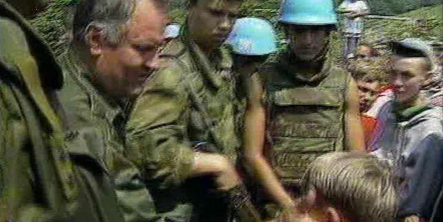 image: Rett etter gesten begikk «Slakteren fra Srebrenica» et av tidenes verste folkemord