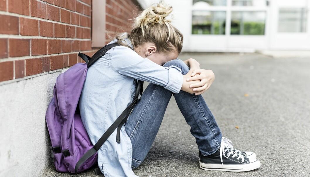 <strong>MOBBING:</strong> Karolin ble utsatt for grov mobbing og trakassering på barne- og ungdomsskolen. Illustrasjonsfoto: Lopolo/NTB Scanpix