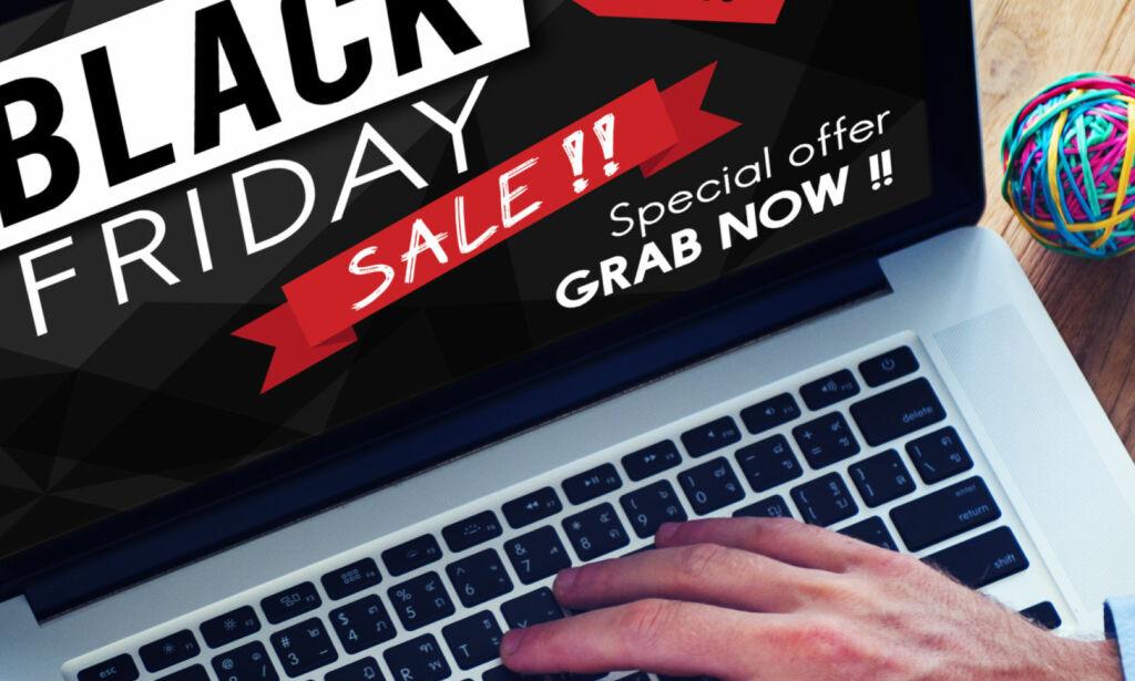 image: Slik avslører du om Black Friday-tilbudet er en god deal eller ikke