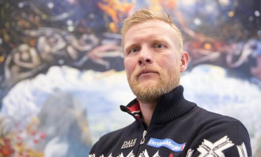 STOR SUKSESS IKKE NOK: Tor Arne Hetland har vunnet mer enn noen kan forlange. Det er den sportslige bakgrunnen for en overraskende intern konflikt om ledelse. FOTO:Terje Pedersen / NTB scanpix