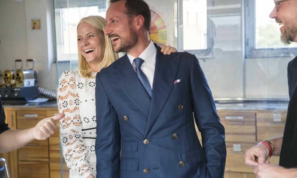 SYK: Kronprinsesse Mette-Marit har fått påvist krystallsyke, melder kongehuset. Foto: NTB scanpix