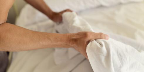 Gladnyhet for deg som ikke liker å re opp sengen