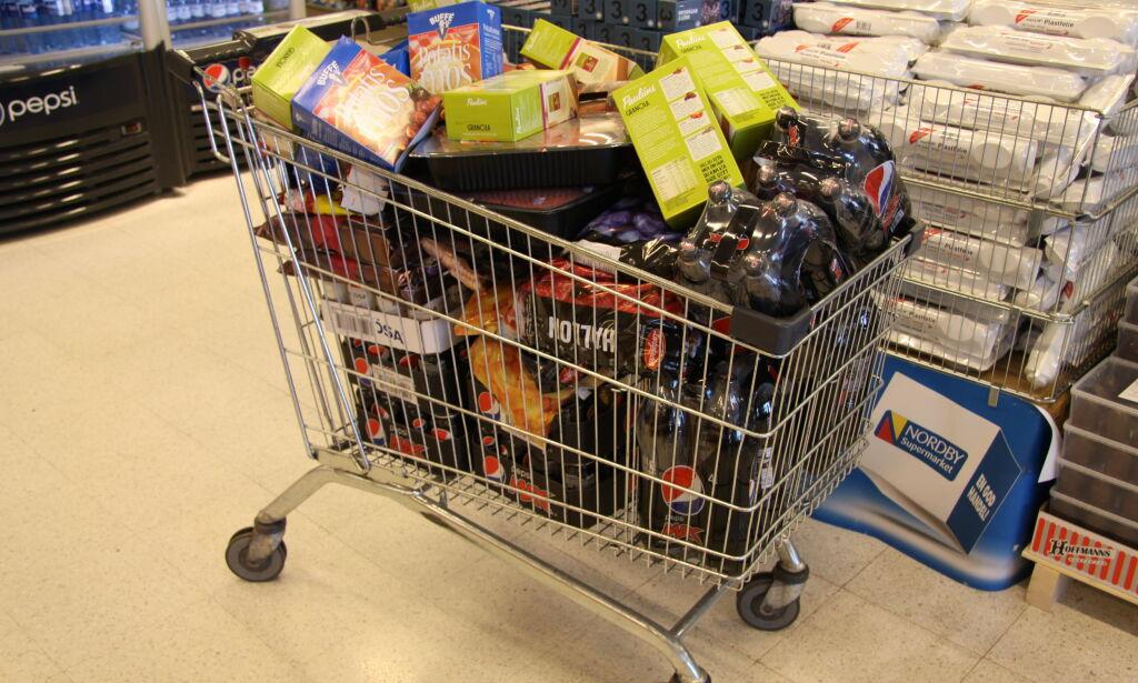 image: Avgiftssjokk på brus og godteri:Slik blir den nye sukkeravgiften