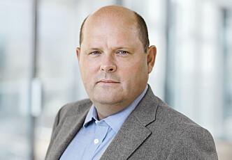 ARBEIDSPLASSER: Petter Haas Brubakk, sjef for NHO Mat og Drikke, mener avgiften kan skade norsk verdiskaping.