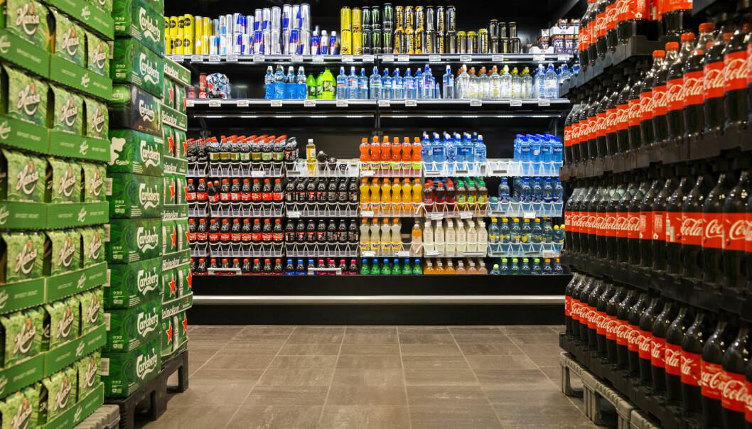 Nå blir brus og godteri dyrere i Norge