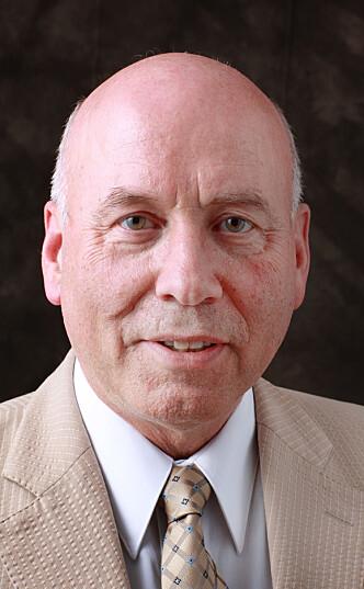 EKSPERTEN: Stressforsker og professor emeritus ved NTNU Are Holen. FOTO: P. Samvedi.