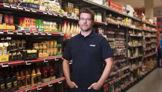 <strong>SVINN:</strong> Coop Norge opplever jevnlig at det stjeles kjøtt fra butikkene, opplyser kommunikasjonssjef Harald Kristiansen. Foto: Coop Norge.