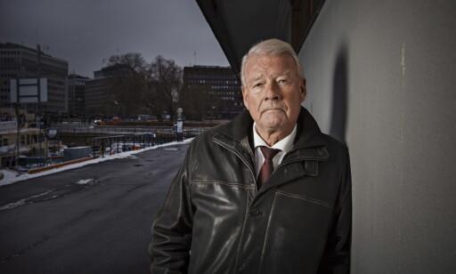 FRP-NESTOR: Carl I. Hagen har vært svært sentral i Fremskrittspartiet. Foto: Jørn H Moen / Dagbladet