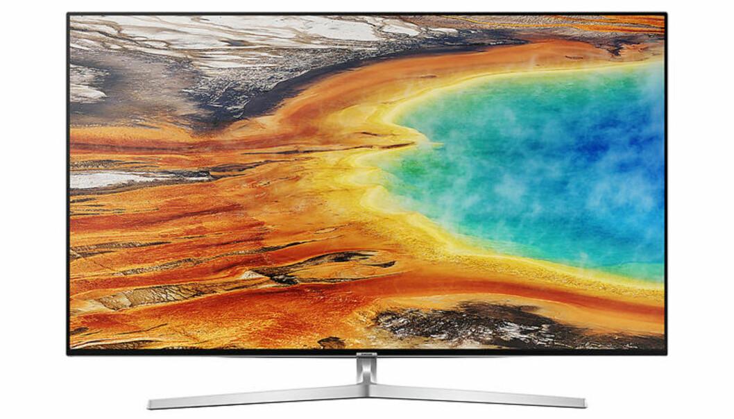 55-tommersutgaven av Samsungs 8-serie er blant dagens beste TV-tilbud.