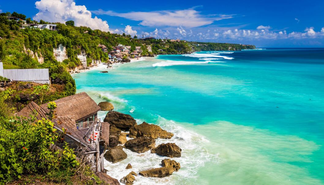 """<strong>Drømmereise:</strong> På Bali kan du våkne opp til denne fantastiske utsikten. Og det er faktisk ikke så mye dyrere enn en """"vanlig"""" sydenreise heller. Foto: NTB Scanpix"""