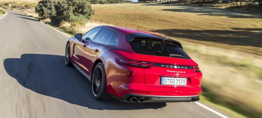 Ny toppmodell fra Porsche