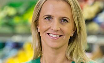 <strong>SLÅSS:</strong> - Kiwi slåss for å være billigst, sier kommunikasjonsdirekør i Kiwi, Kristine Aakvaag. Foto: Norgesgruppen