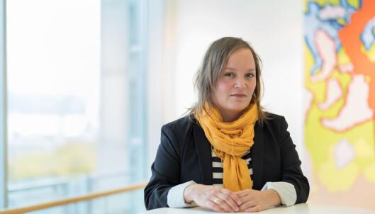 SKUFFET: Direktør i Virke Reiseliv Line Endresen Normann er skuffet over at regjeringen ikke gir reiselivsnæringa tid til å tilpasse seg nye momsregler. Foto: Virke