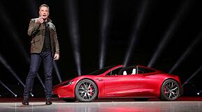image: Må betale 2 mill. for å reservere super-Tesla