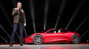 Må betale 2 mill. for å reservere super-Tesla