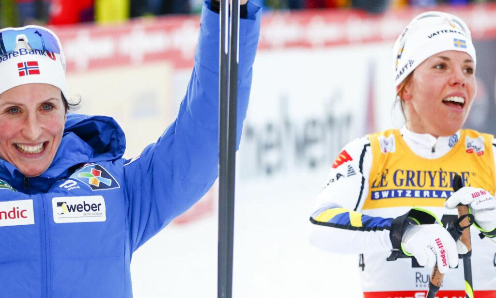 image: Flott for alle at Kalla og Sverige vinner