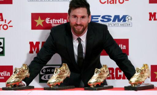 image: Messi forlenget med Barcelona. Dette er den elleville utkjøpsklausulen