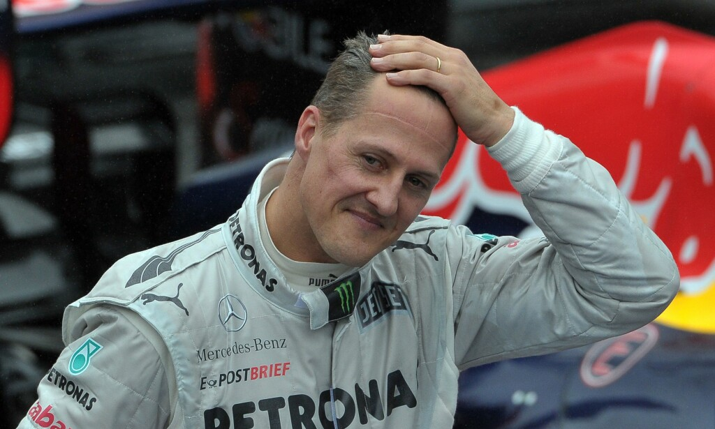 BER OM INFO: Vi vet fortsatt lite om Michael Schumachers helsetilstand. Foto: AFP PHOTO / YASUYOSHI CHIBA