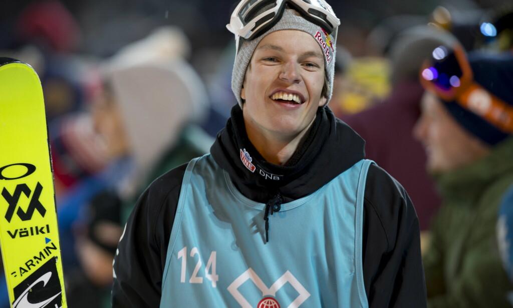 MEDALJEHÅP: Øystein Bråten presterer så jevnt i toppen at han er en naturlig medaljekandidat i OL. Foto: Geir Olsen / NTB scanpix
