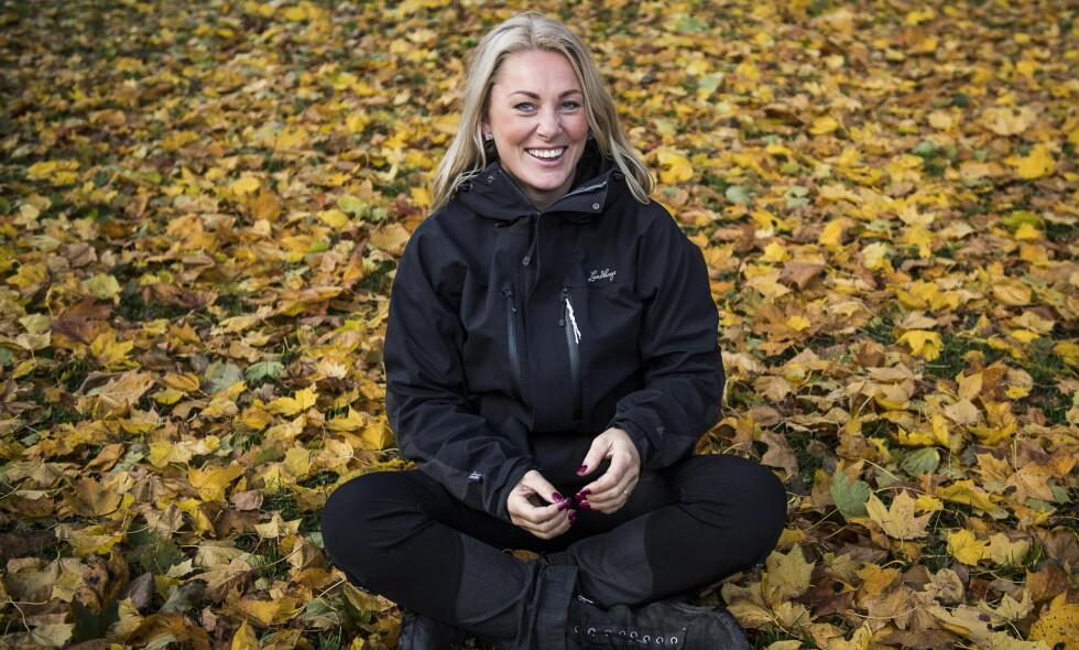 SNIPP, SNAPP, SNUTE: Så var «Farmen»-eventyret for Karianne Amlie Wahlstrøm (26) ute. Overfor Dagbladet forklarer realityprofilen at hun sleit med å holde motivasjonen oppe mot slutten av det ni uker lange oppholdet. Foto: Lars Eivind Bones / Dagbladet