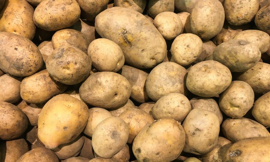 NORDENS DRUE: 20 000 tonn poteter blir til akevitt årlig i Norge. Foto: Shutterstock