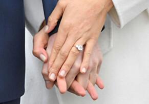 HEDRER DIANA: Prins Harry hedrer sin avdøde mor med forlovelsesringen han har gitt til Meghan Markle. Foto: Shutterstock