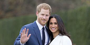 image: Avslører bryllupsdetaljer: - Gifter seg i mai