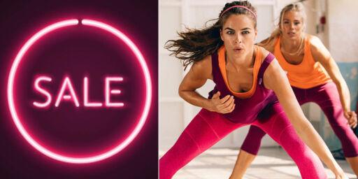 image: Cyber Monday-salget er straks over!Spar opptil 60% på treningstøy hos Sportamore