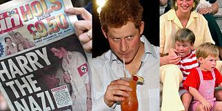 image: Slik har prins Harry gått fra skandaløs til gentleman