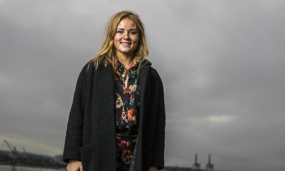 COMEBACK: Helene Olafsen har vært å se på skjermen gjennom OL. Nå har hun funnet et mer langvarig TV-hjem, som programleder for TV 2. Foto: Håkon Mosvold Larsen / NTB scanpix