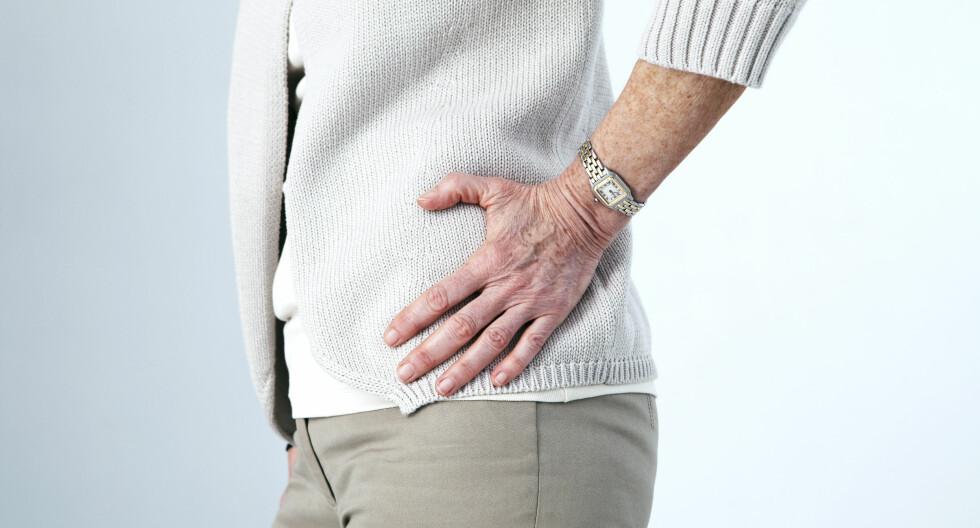 Leddsmerter: Det finnes mange ulike årsaker til leddsmerter. Foto: NTB Scanpix
