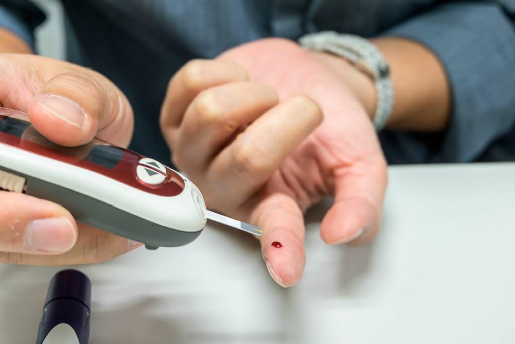 DIABETES 2: En sykdom som krever nøye oppfølgning av blodsukker og kosthold. Foto: NTB Scanpix