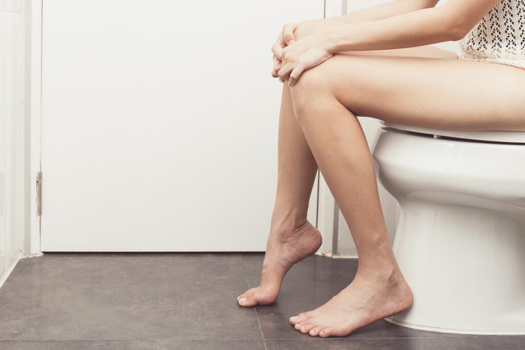 SYMPTOMER PÅ TARMKREFT: Blødning fra tarmen er det viktigste symptomet å være oppmerksom på. Foto: Shutterstock