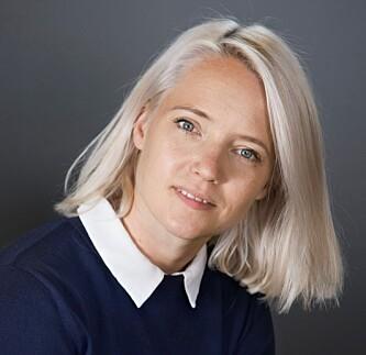 <strong>FLERE SVARTE DAGER:</strong> Carolina Appelqvist i Prisjakt tror vi får enda flere svarte dager i 2018. Kjøpefesten blir bare større og større. Foto: Prisjakt