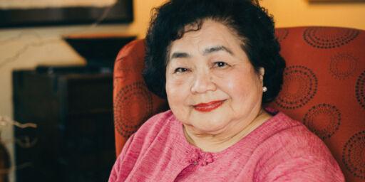 image: Det siste Setsuko (85) husker før hun besvimte av atombomba over Hiroshima