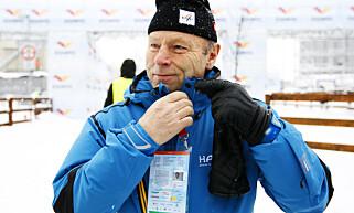 DOPINGJEGER: Inggard Lereim er overrasket over tallene. Foto: Håkon Mosvold Larsen / SCANPIX