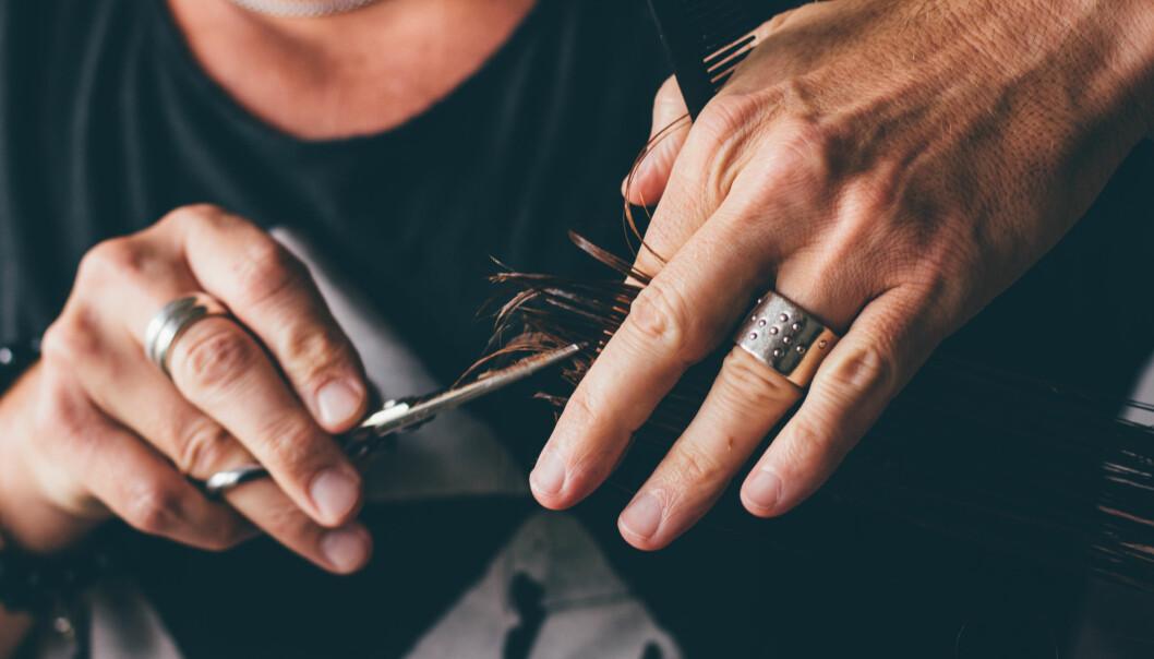 SPAR PENGER: Sjekk om noen frisører trenger modeller! FOTO: NTB scanpix