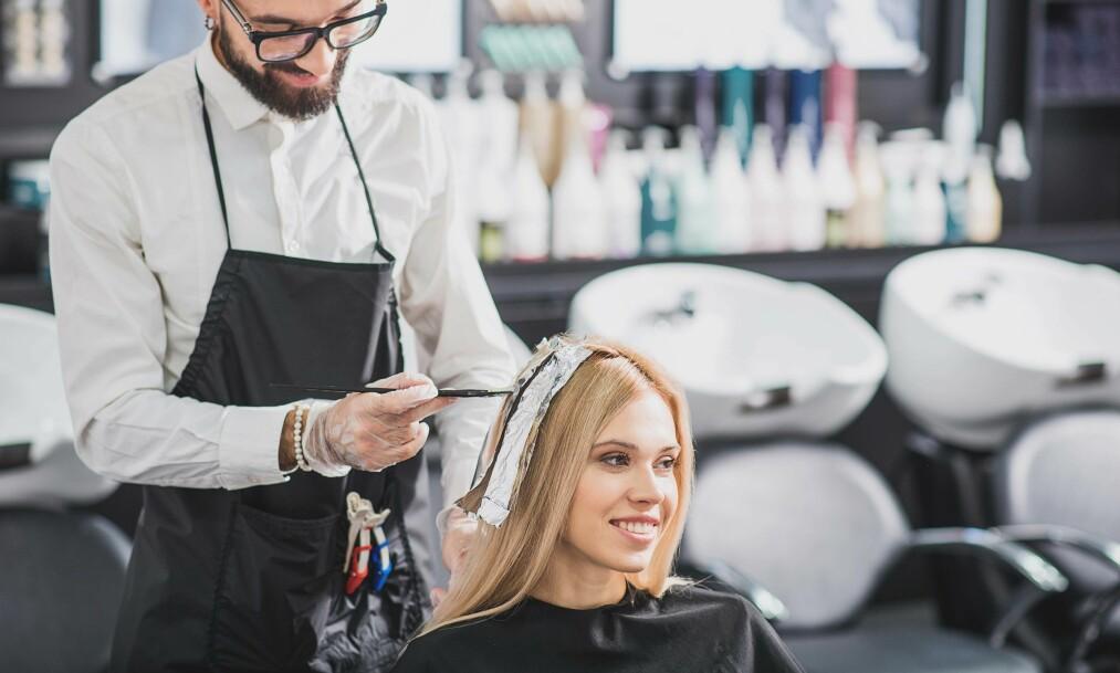 SPARE PENGER PÅ FRISØR: Du trenger ikke å blakke deg hos frisøren, se tipsene i saken! FOTO: NTB scanpix