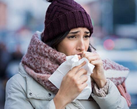 image: Stresser du deg syk i julestria?
