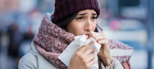 Stresser du deg syk i julestria?