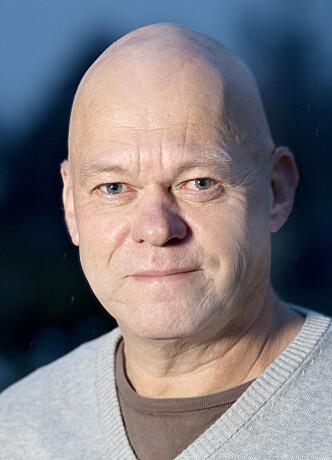 Seniorrådgiver i Trygg Trafikk: Bård Morten Johansen. FOTO: Privat