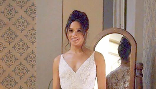 Tjuvstartet på sitt kongelige bryllup