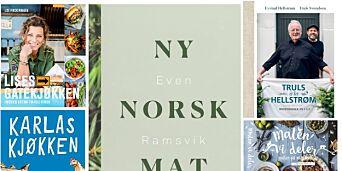 image: Kritikere slakter årets norske kokebøker: - Bruk-og-kast-bøker